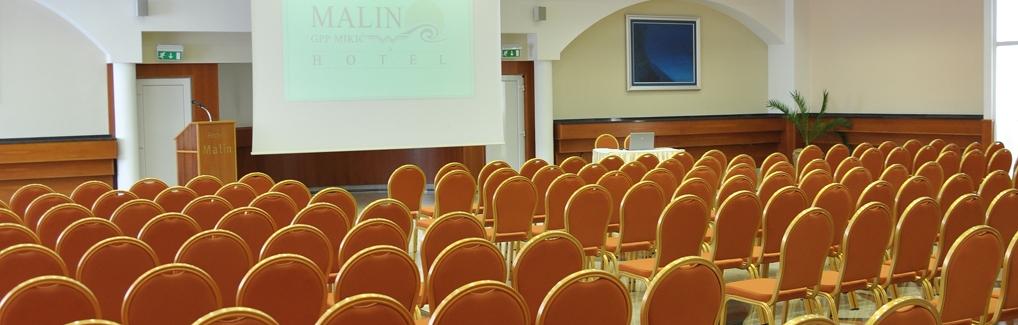 Dvorane Hotela Malin 4* Krk