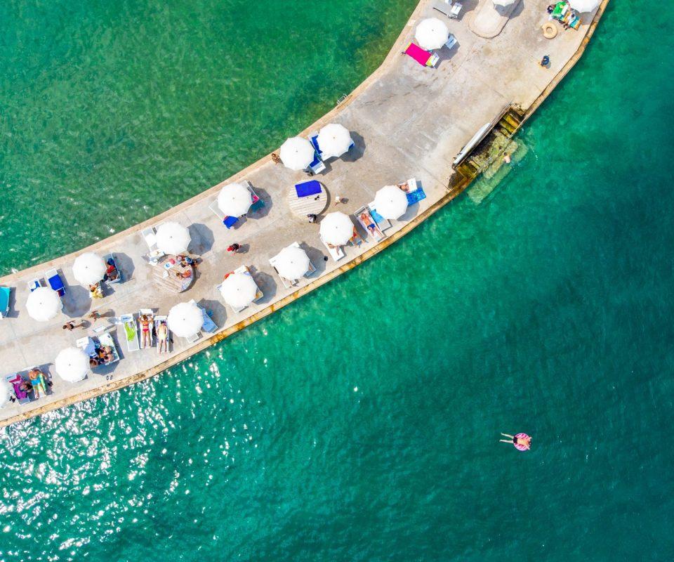 Mulino beach – la spiaggia dell'albergo