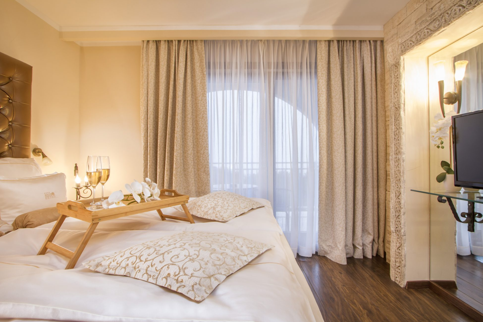 Frangipane Suite of Hotel Malin