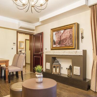 Frangipane suite