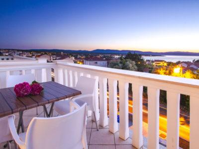 Appartamenti a 4 stelle sull'isola di Krk
