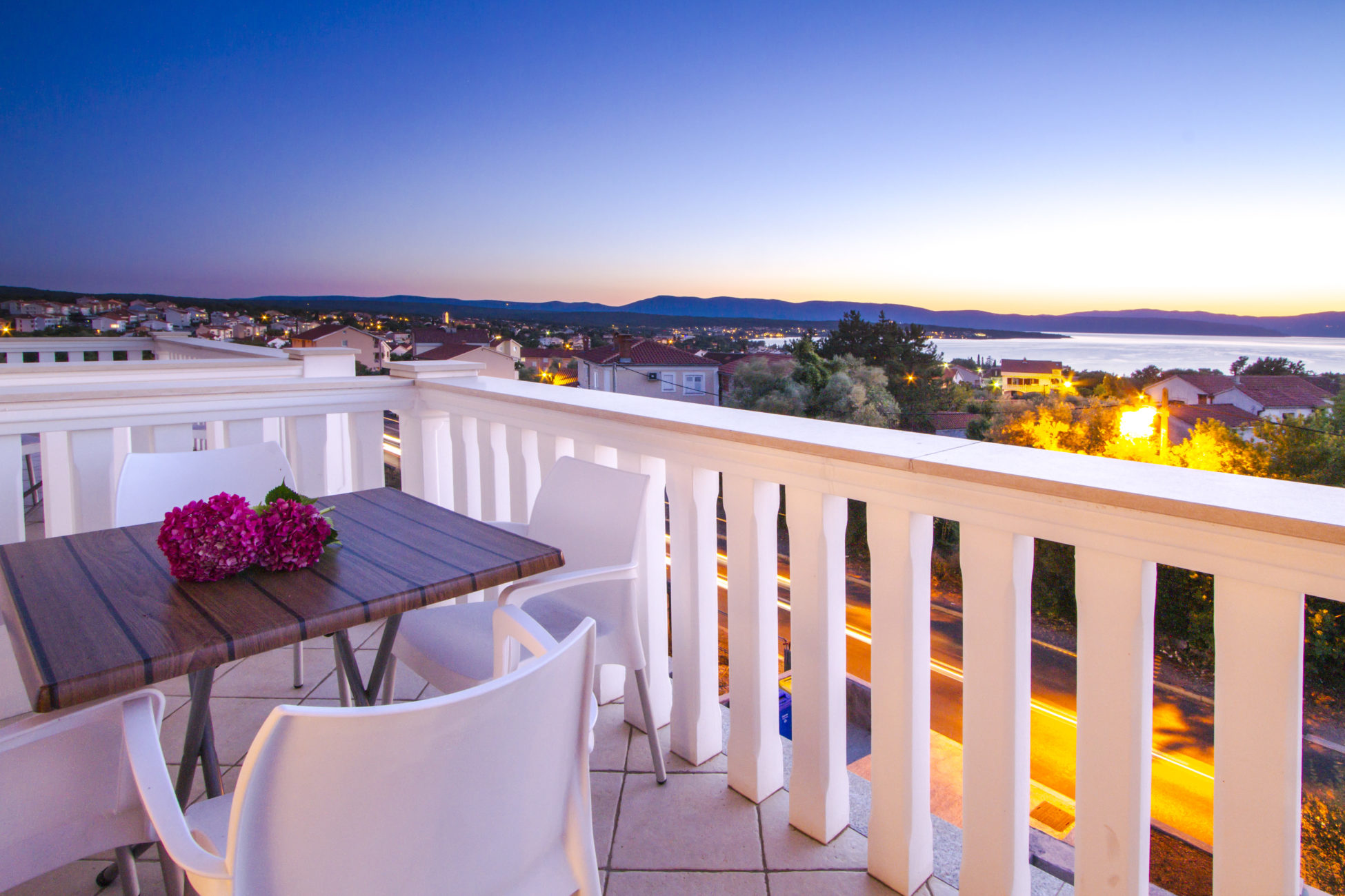 Apartmani s 4 zvjezdice na otoku Krku