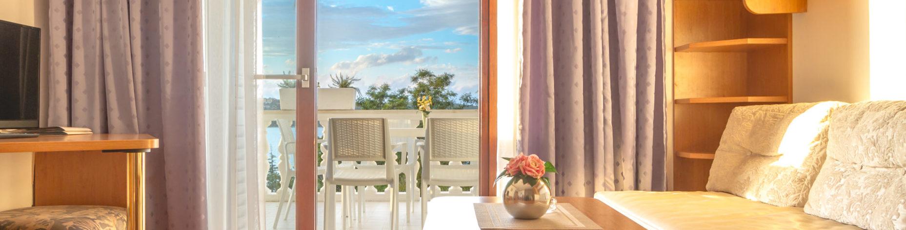 Apartmani s 3 zvjezdice na otoku Krku