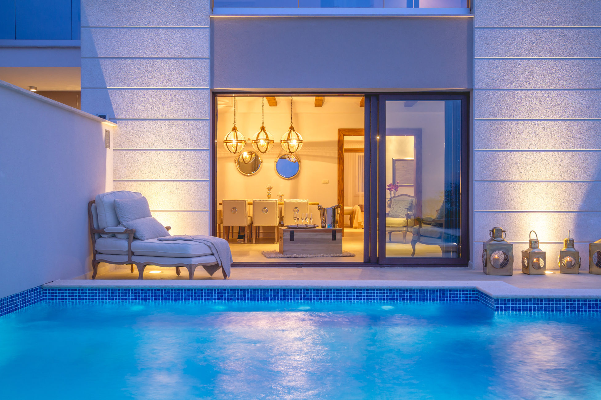 Luksuzne vile na Krku
