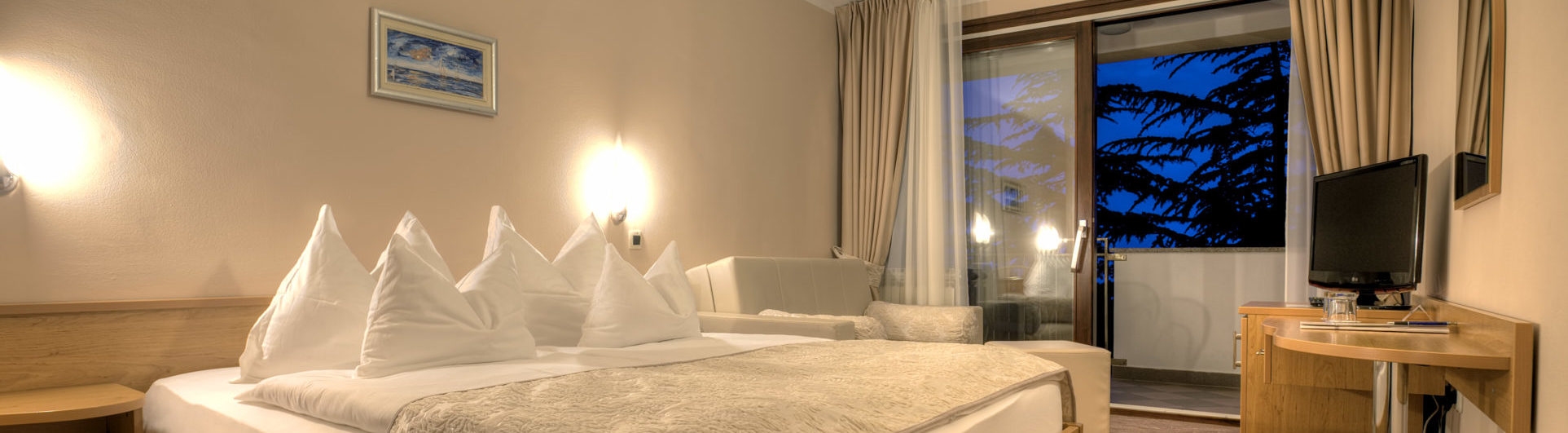 Standard i komfort sobe Hotela Malin