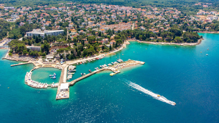 How to Get on Krk Island in Croatia