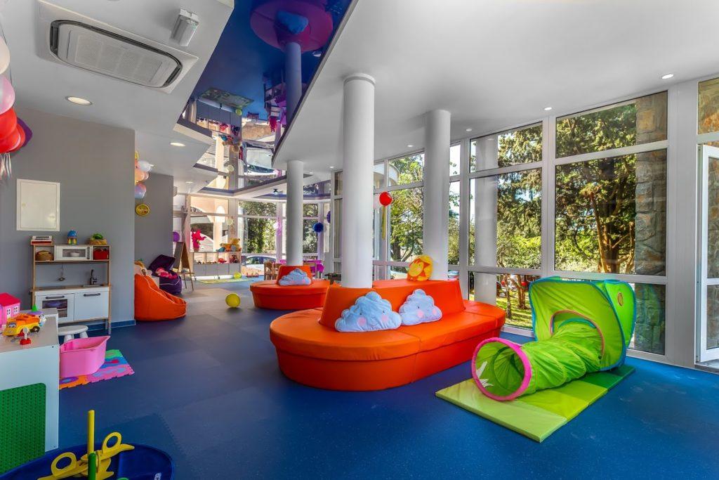 Club per bambini dell'Hotel Malin
