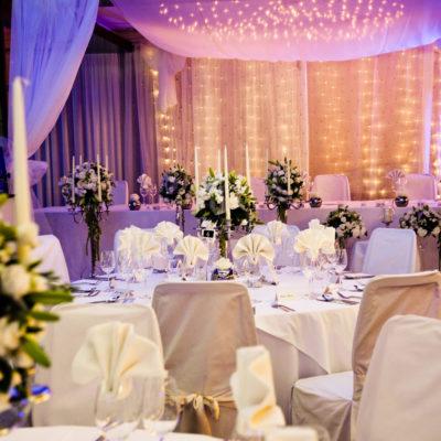 Wedding areas