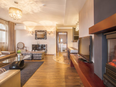 Suite Mulino dell'albergo Malin