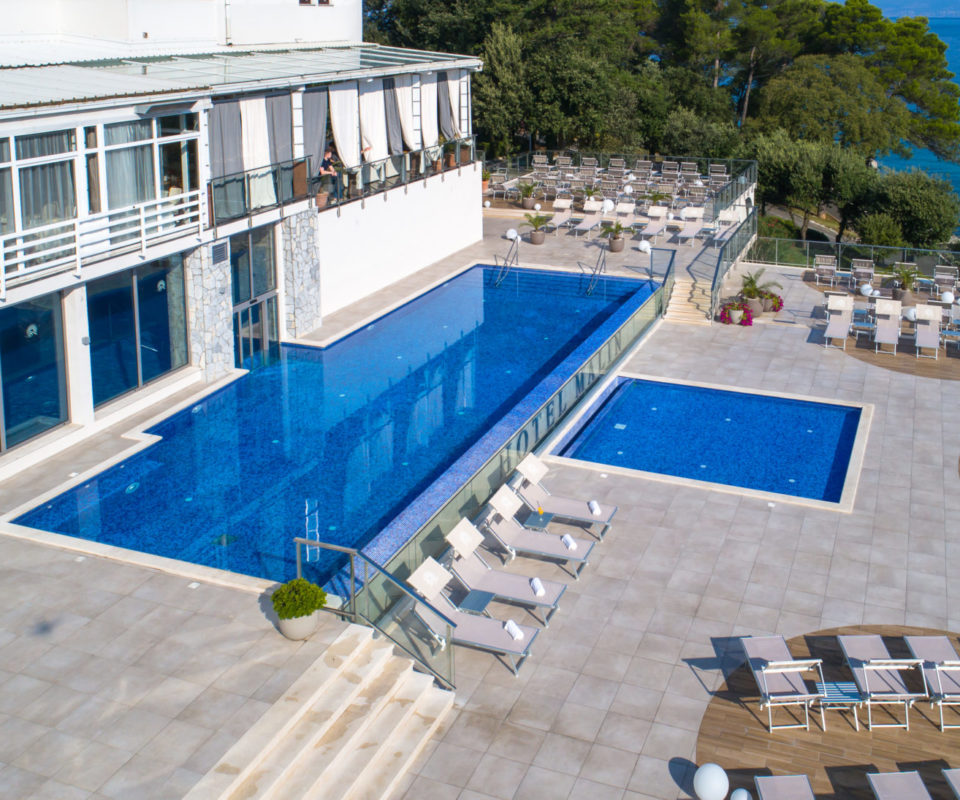 Pool bar 'Vitality'