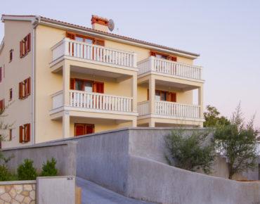 Appartements in der Villa Rina 4* Malinska