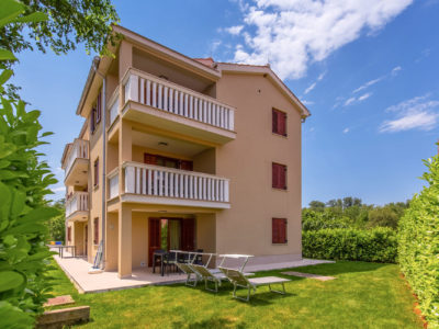 Villa Mike 4* apartments Malinska