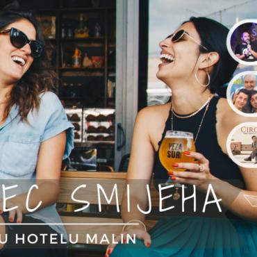 Mjesec smijeha hotel Malin