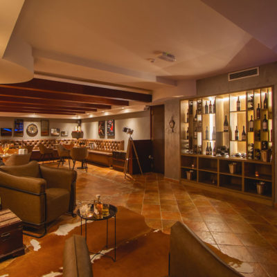 Whisky & Wine room Muileann