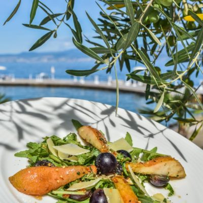 Gastronomic autumn in the Mulino restaurant