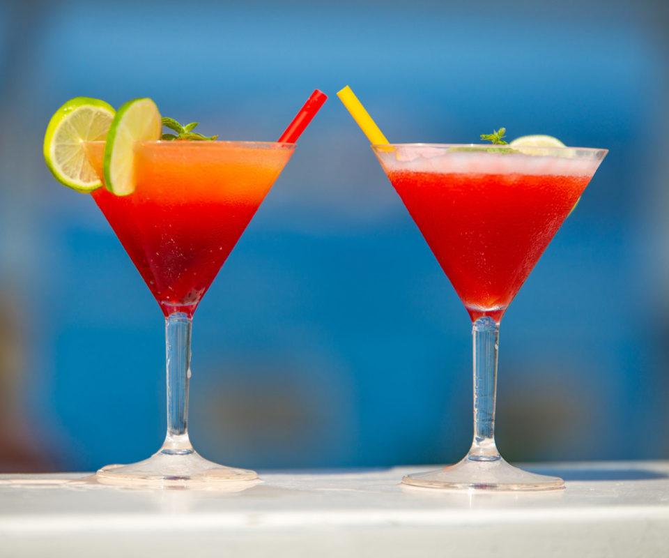Erlesene Cocktails in der Cocktailbar Pećine