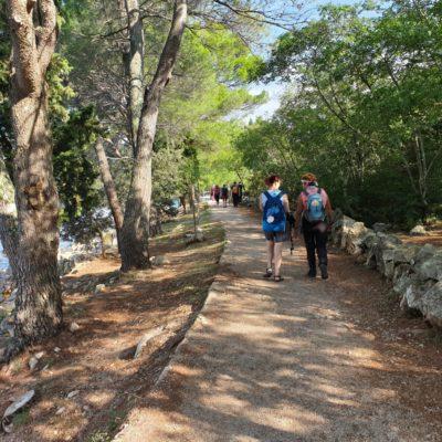 Hike experience