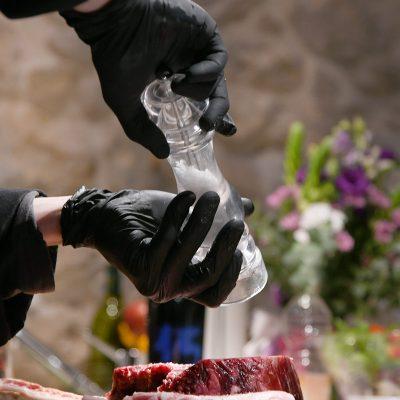 Mulino Touch Chef's table u Vašem domu