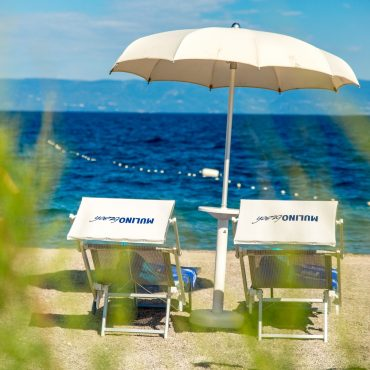Relaxing holiday moments on Krk