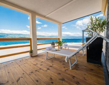 Mobilne kućice sa savršenim pogledom na otoku Krku